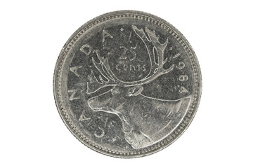 Canadian quarter