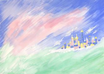 fantastic dream city