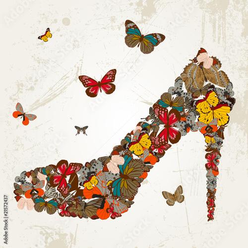 Fototapety, obrazy : shoes