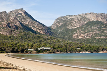Richardsons Beach, Freycinet National Park