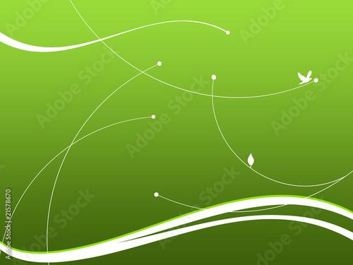 背景 壁纸 绿色 绿叶 设计 矢量 矢量图 树叶 素材 植物 桌面 400_300