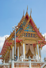 Buddhist temple, Pattaya