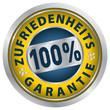 100% - Zufriedenheits-Garantie