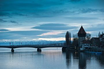 Konstanz, Rheinbrücke