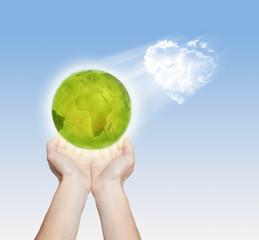 terre planète coeur poumon sauver environnement protéger