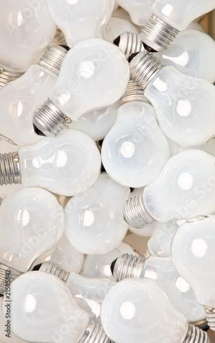 Many bulbs