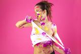 Fototapety powerfull color