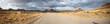Brandberg desert in Namibia