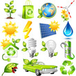15 enviroment and nature icons (set 1)
