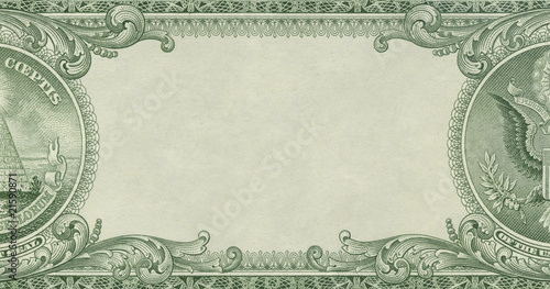 Money border - 21590871