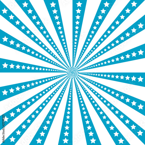 Vector pattern texture - starry