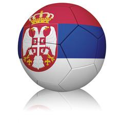 Serbian Flag Football