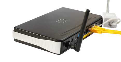 Wireless Routers & Networking Cable