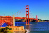 Golden Gate shortly after surise-
