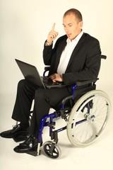 paralysé et l'informatique