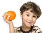 Orange pleasure poster