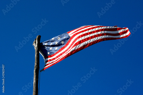 Star Spangled Banner Flag, 15 Stars