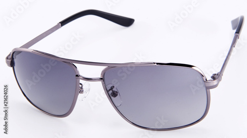 Sunglasses with  metall  frame