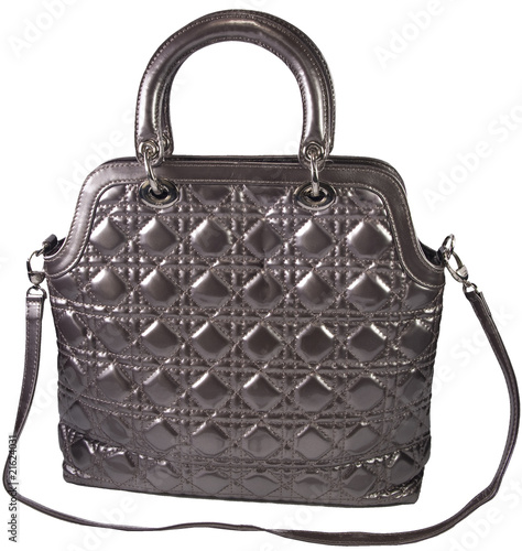 Women's fashion leather bag