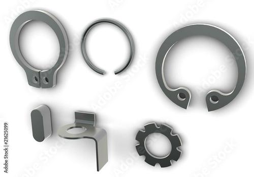 vari componenti meccanici - 21625099