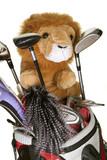 Lass und golfen gehen! poster