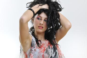 Haarpflege - Haarstyling