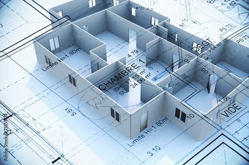 Concept architecture photo libre de droits sur la banque for Espace chlorophylle
