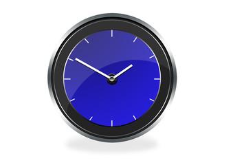 Reloj a las dos menos diez