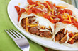 Mexican Beef Burritos
