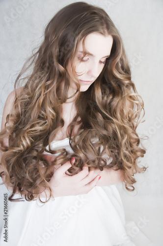 włosy Poster
