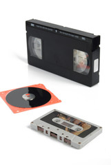 disk and tape