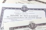 Fototapety Etudes - diplômes - Baccalauréat
