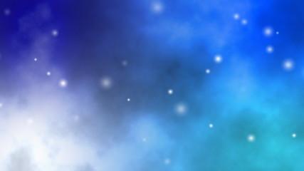 Blu Galaxy Loop