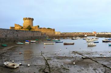 Le vieux fort de Socoa, au pays Basque.