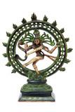 Statue of Shiva Nataraja - Lord of Dance poster