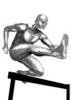 Chromeman_Running Hurdles