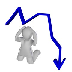 株価 下落