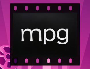 mpg - Movie Concept