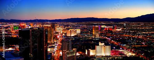 Foto Spatwand Las Vegas Las Vegas