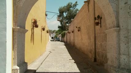 Gasse, Südamerika, Arequipa