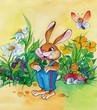 Fantastic hare