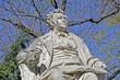 Leinwanddruck Bild - Franz Schubert Denkmal, Wien