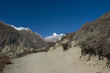 Himalaya, Annapurna Conservation Area, Nepal.