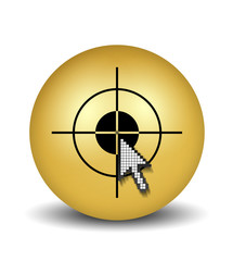 Center Point - gold