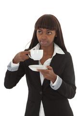 Coffe drinker