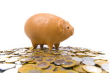 Pig Coin Bank poster