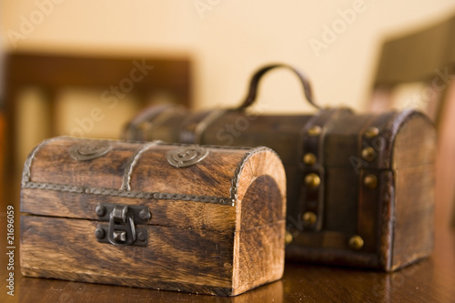 cajas decorativas de madera