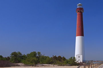 Barnegat Lighthouse, from the Walkway