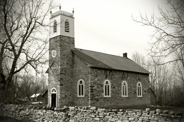 Old Stone Country Church