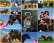 enfants et équitation